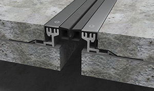 Parking and stadium expansion joints