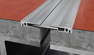 Floor expansion joints